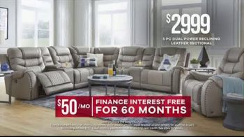 Rooms to Go Memorial Day Sale TV Spot, 'Find Your Perfect Sectional' - Thumbnail 9
