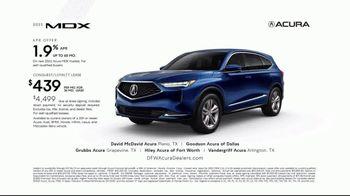 2022 Acura MDX TV Spot, 'Performance Car' [T2] - Thumbnail 7