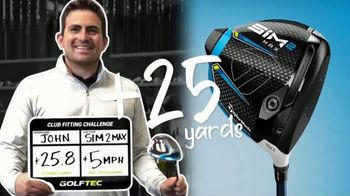 GolfTEC TV Spot, 'TaylorMade: Go Further' - Thumbnail 6