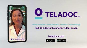 Teladoc TV Spot, 'Exactly What I Needed' - Thumbnail 10