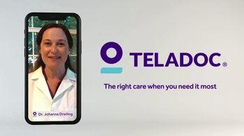Teladoc TV Spot, 'Exactly What I Needed' - Thumbnail 2