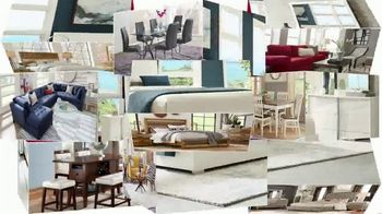Rooms to Go Memorial Day Sale TV Spot, 'Sleek & Stylish Five-Piece Bedroom Set' - Thumbnail 4