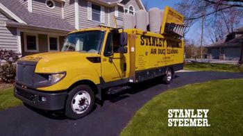 Stanley Steemer TV Spot, 'Real Moms: Air Duct Cleaning' - Thumbnail 7
