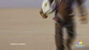 Discovery+ TV Spot, 'Homemade Astronauts' - Thumbnail 1