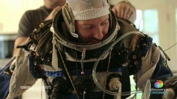 Discovery+ TV Spot, 'Homemade Astronauts' - Thumbnail 2