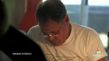 Discovery+ TV Spot, 'Homemade Astronauts' - Thumbnail 4