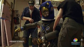 Discovery+ TV Spot, 'Homemade Astronauts' - Thumbnail 5