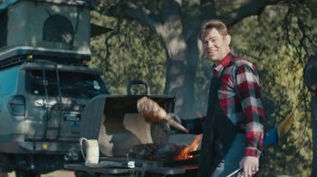 Toyo Tires TV Spot, 'UFC Grill' Featuring Dominick Cruz, Forrest Griffin