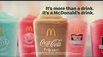 McDonald's Frozen Drinks TV Spot, 'Paradox of Deliciousness: Limited Time' - Thumbnail 6