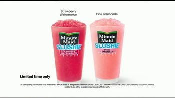 McDonald's Frozen Drinks TV Spot, 'Paradox of Deliciousness: Limited Time' - Thumbnail 9