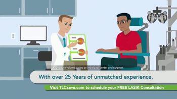 TLC Vision TV Spot, 'Free Consultation in May' - Thumbnail 4