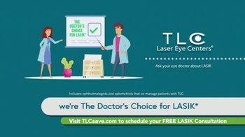 TLC Vision TV Spot, 'Free Consultation in May' - Thumbnail 6