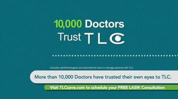 TLC Vision TV Spot, 'Free Consultation in May' - Thumbnail 8