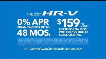 2021 Honda HR-V TV Spot, 'On a Roll: HR-V' Song by Grace Mesa [T2] - Thumbnail 7