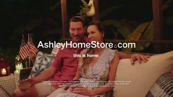Ashley HomeStore Memorial Day Sale TV Spot, 'Doorbusters or 0% Interest for 6 Years' - Thumbnail 5