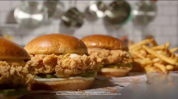 Popeyes Chicken Sandwich TV Spot, 'The Sandwich: Rewards' - Thumbnail 7