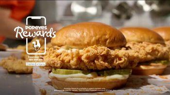 Popeyes Chicken Sandwich TV Spot, 'The Sandwich: Rewards' - Thumbnail 8