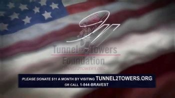 Stephen Siller Tunnel to Towers Foundation TV Spot, 'Carlos Figueroa' - Thumbnail 9