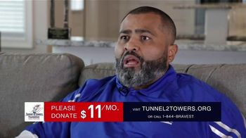 Stephen Siller Tunnel to Towers Foundation TV Spot, 'Carlos Figueroa' - Thumbnail 2