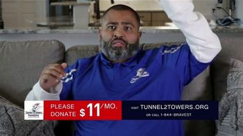 Stephen Siller Tunnel to Towers Foundation TV Spot, 'Carlos Figueroa' - Thumbnail 3