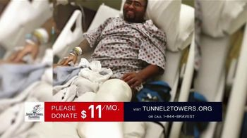 Stephen Siller Tunnel to Towers Foundation TV Spot, 'Carlos Figueroa' - Thumbnail 4