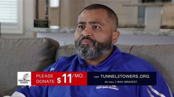 Stephen Siller Tunnel to Towers Foundation TV Spot, 'Carlos Figueroa' - Thumbnail 5