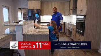 Stephen Siller Tunnel to Towers Foundation TV Spot, 'Carlos Figueroa' - Thumbnail 7
