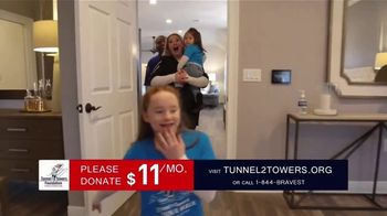 Stephen Siller Tunnel to Towers Foundation TV Spot, 'Carlos Figueroa' - Thumbnail 8