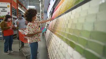 The Home Depot Memorial Day Savings TV Spot, 'Leave Boring Behind' - Thumbnail 3
