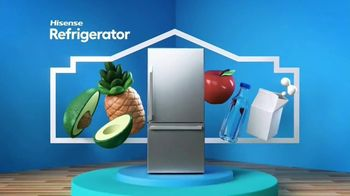 Lowe's TV Spot, 'Memorial Day: Refrigerator, Airfry and Laundry'