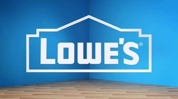 Lowe's TV Spot, 'Memorial Day: Refrigerator, Airfry and Laundry' - Thumbnail 1