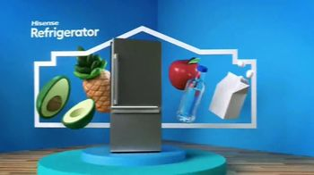 Lowe's TV Spot, 'Memorial Day: Refrigerator, Airfry and Laundry' - Thumbnail 4