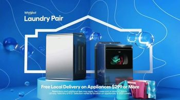 Lowe's TV Spot, 'Memorial Day: Refrigerator, Airfry and Laundry' - Thumbnail 9
