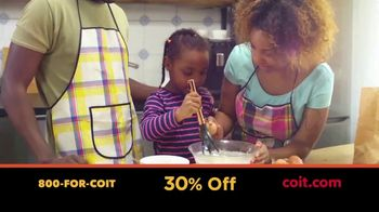 COIT TV Spot, 'Time Indoors: 30% Off' - Thumbnail 2