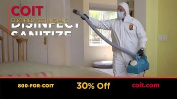 COIT TV Spot, 'Time Indoors: 30% Off' - Thumbnail 5