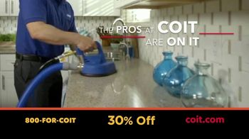 COIT TV Spot, 'Time Indoors: 30% Off' - Thumbnail 7