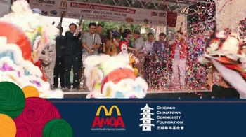 Asian McDonald's Operator Association TV Spot, 'Asian Pacific Heritage Month: Chicago Chinatown Community Foundation' - Thumbnail 8