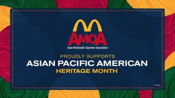 Asian McDonald's Operator Association TV Spot, 'Asian Pacific Heritage Month: Chicago Chinatown Community Foundation' - Thumbnail 2