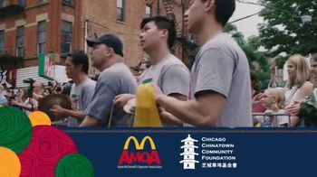 Asian McDonald's Operator Association TV Spot, 'Asian Pacific Heritage Month: Chicago Chinatown Community Foundation' - Thumbnail 4