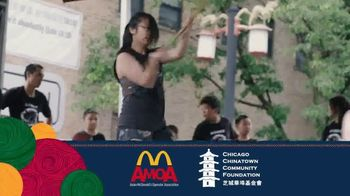 Asian McDonald's Operator Association TV Spot, 'Asian Pacific Heritage Month: Chicago Chinatown Community Foundation' - Thumbnail 5