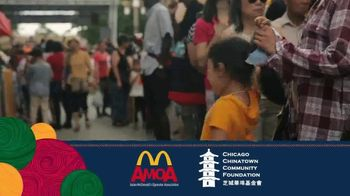 Asian McDonald's Operator Association TV Spot, 'Asian Pacific Heritage Month: Chicago Chinatown Community Foundation' - Thumbnail 6