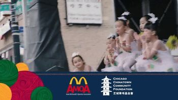 Asian McDonald's Operator Association TV Spot, 'Asian Pacific Heritage Month: Chicago Chinatown Community Foundation' - Thumbnail 7