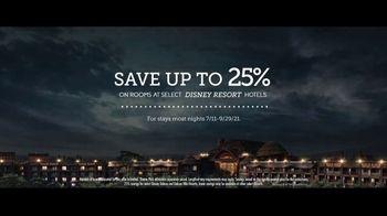 Disney World Resort TV Spot, 'Stay in the Magic: 25%' - Thumbnail 7