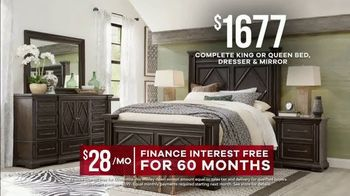 Rooms to Go Memorial Day Sale TV Spot, 'King Bed for the Price of a Queen' - Thumbnail 5
