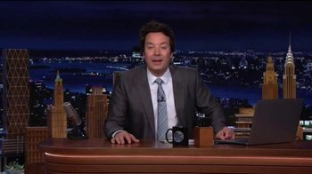 Ford F-150 Lightning TV Spot, 'The Tonight Show: Unveiling' Featuring Jimmy Fallon [T1] - 8 commercial airings