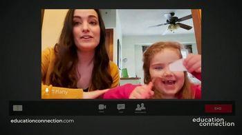 Education Connection TV Spot, 'Video Call: Matt & Tiffany' - Thumbnail 2