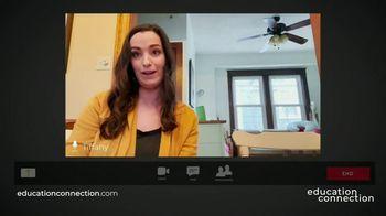 Education Connection TV Spot, 'Video Call: Matt & Tiffany' - Thumbnail 4
