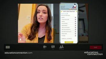 Education Connection TV Spot, 'Video Call: Matt & Tiffany' - Thumbnail 5