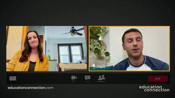 Education Connection TV Spot, 'Video Call: Matt & Tiffany' - Thumbnail 8