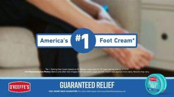 O'Keeffe's Healthy Feet TV Spot, 'That's Our Job' - Thumbnail 4